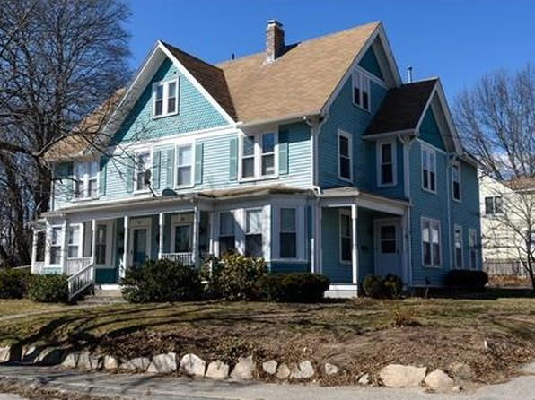 3 bed 1 bath Multi Family at 19 Brook St Whitinsville, MA, 01588 is for sale at 160k - 1 of 23