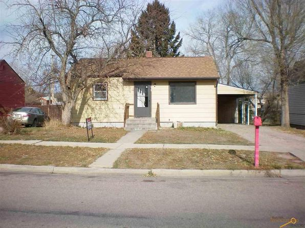 3 bed 1 bath Single Family at 624 Indiana St Rapid City, SD, 57701 is for sale at 115k - 1 of 7