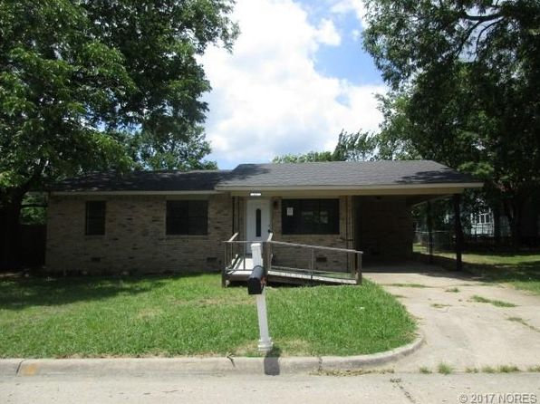 3 bed 2 bath Single Family at 427 N Hickory St McAlester, OK, 74501 is for sale at 80k - 1 of 15