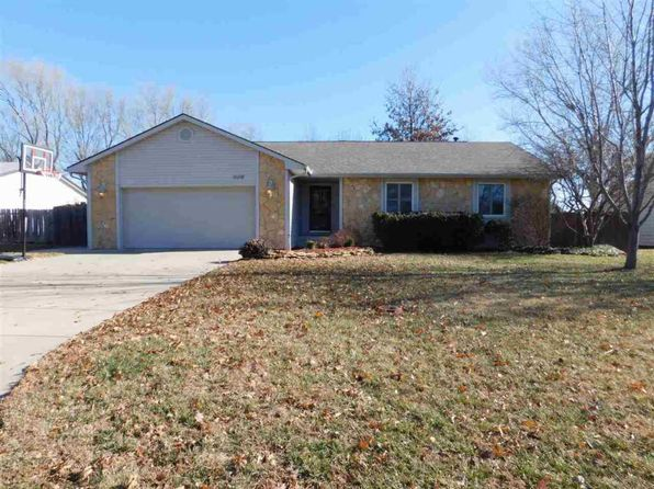 4 bed 3 bath Single Family at 1106 N West St Rose Hill, KS, 67133 is for sale at 155k - 1 of 25