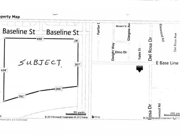 null bed null bath Vacant Land at 1600 E Baseline St San Bernardino, CA, 92410 is for sale at 900k - 1 of 3