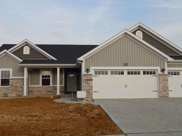 3 bed 2 bath Single Family at 0 Stone Ridge Cyn Wentzville, MO, 63385 is for sale at 285k - 1 of 11