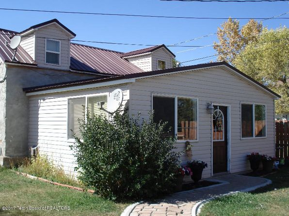 2 bed 1 bath Single Family at 215 N Fish St Big Piney, WY, 83113 is for sale at 55k - 1 of 13