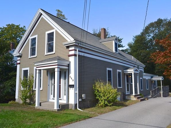 4 bed 2 bath Single Family at 549 Main St Wareham, MA, 02571 is for sale at 349k - 1 of 24