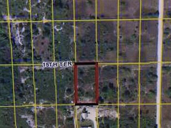null bed null bath Vacant Land at 7825 15TH TER LABELLE, FL, 33935 is for sale at 15k - google static map