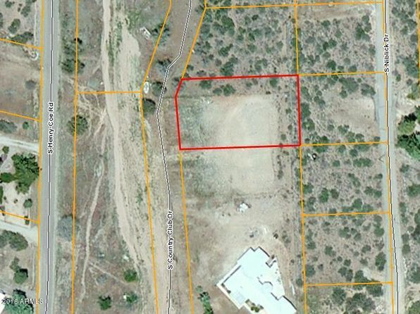 null bed null bath Vacant Land at 18241 S Country Club Dr Peeples Valley, AZ, 86332 is for sale at 8k - google static map