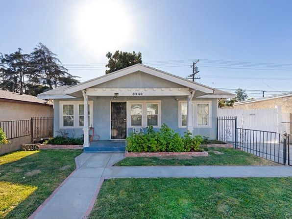 2 bed 1 bath Single Family at 8240 Priscilla St Downey, CA, 90242 is for sale at 380k - 1 of 27