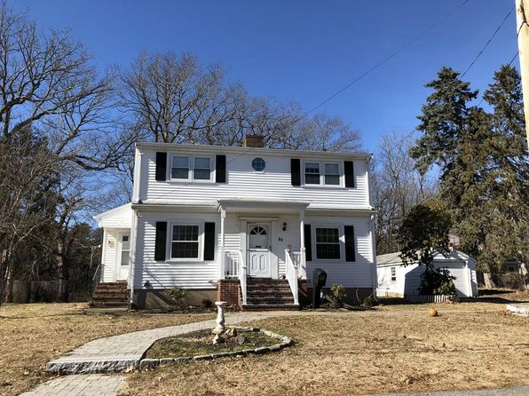 4 bed 2 bath Single Family at 55 ADELE RD QUINCY, MA, 02169 is for sale at 500k - 1 of 22