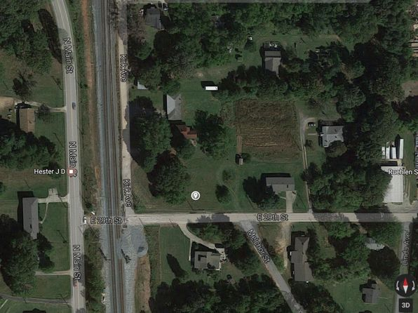 null bed null bath Vacant Land at  E 29th St Kannapolis, NC, 28081 is for sale at 35k - 1 of 3