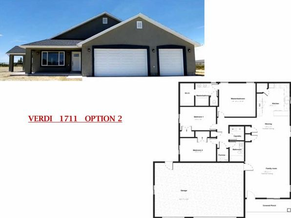 3 bed 2 bath Single Family at 1689 Amber Way Elko, NV, 89801 is for sale at 336k - 1 of 3