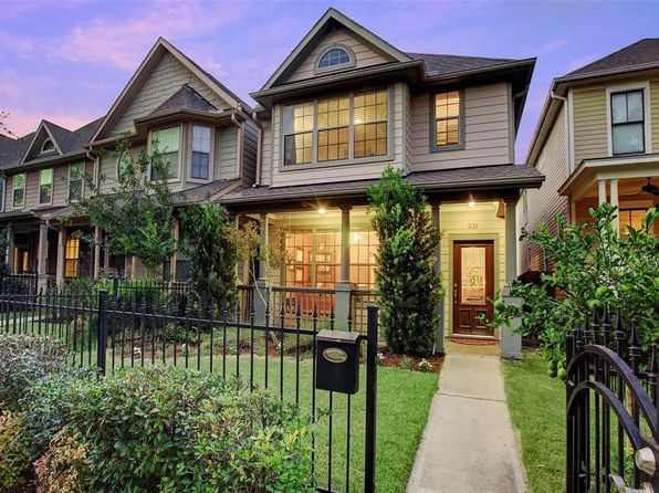 3 bed 3 bath Single Family at 231 W 24th St Houston, TX, 77008 is for sale at 545k - 1 of 26