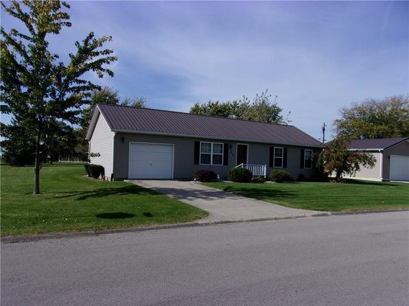 3 bed 2 bath Single Family at 312 S Washington St Mendon, OH, 45862 is for sale at 133k - 1 of 34