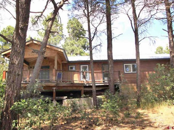 3 bed 2 bath Single Family at 395 Pines Dr Pagosa Springs, CO, 81147 is for sale at 265k - 1 of 25