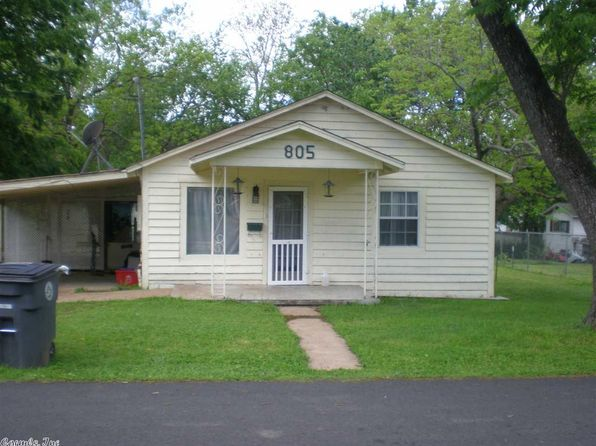 3 bed 2 bath Single Family at 805 N Hickory St Searcy, AR, 72143 is for sale at 65k - 1 of 12