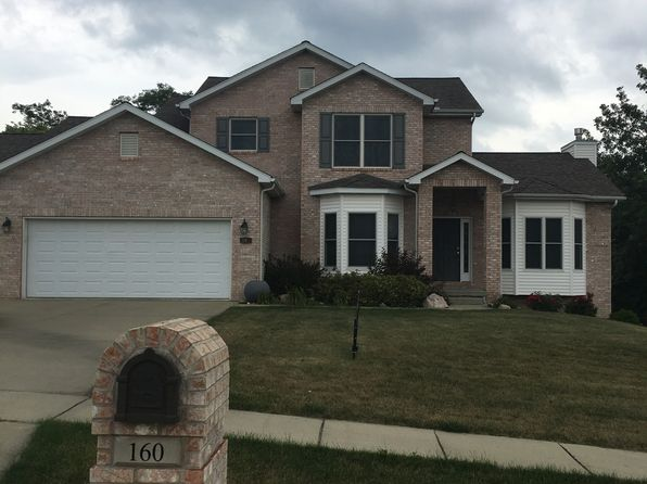 4 bed 4 bath Single Family at 160 Carrington Ave Mt Zion, IL, 62549 is for sale at 345k - 1 of 12