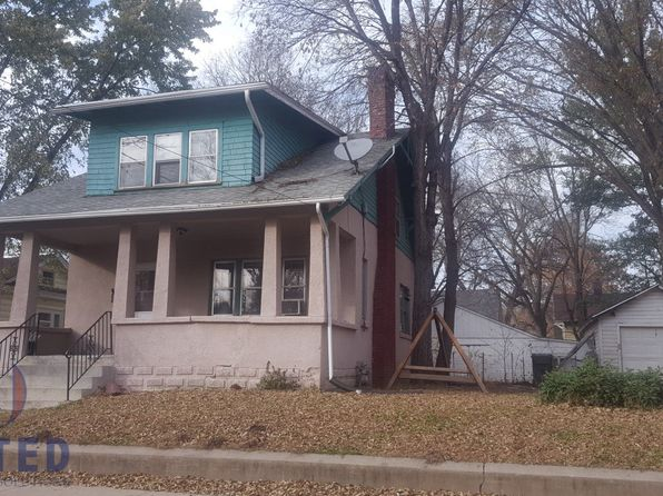 2 bed 1 bath Single Family at 1409 W 20TH ST SIOUX CITY, IA, 51103 is for sale at 50k - 1 of 4