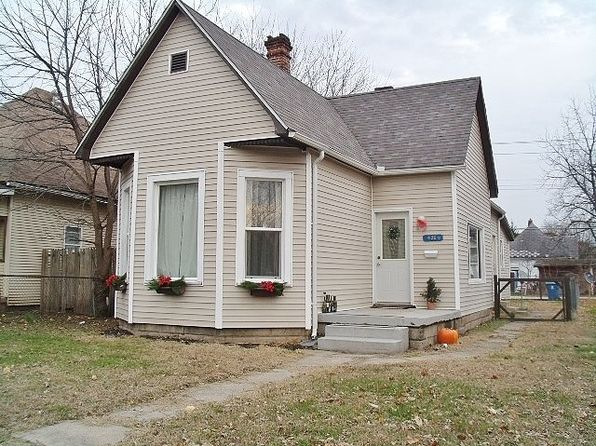 2 bed 1 bath Single Family at 456 S 17th St Terre Haute, IN, 47807 is for sale at 50k - 1 of 10