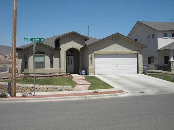 4 bed 3 bath Single Family at 1520 ALOVERA LN EL PASO, TX, 79912 is for sale at 180k - google static map