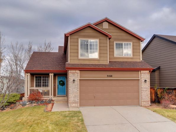 3 bed 4 bath Single Family at 9468 High Cliffe St Highlands Ranch, CO, 80129 is for sale at 475k - 1 of 30