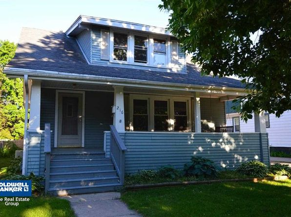 4 bed 1 bath Single Family at 216 Woodlawn Ave Green Bay, WI, 54303 is for sale at 107k - 1 of 28