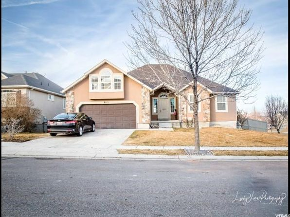 6 bed 4 bath Single Family at 4115 E Comanche St Eagle Mountain, UT, 84005 is for sale at 340k - 1 of 52