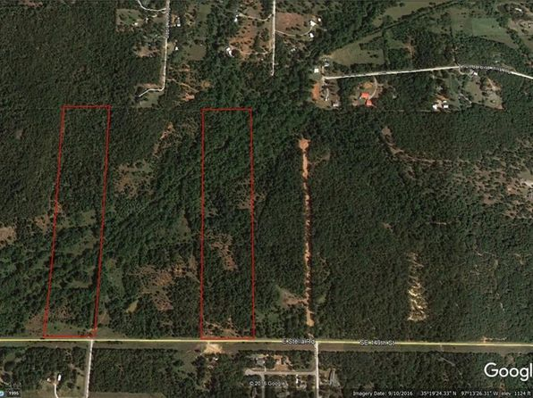 null bed null bath Vacant Land at 40 E Stella Rd Newalla, OK, 74857 is for sale at 165k - google static map