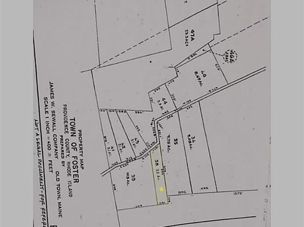 null bed null bath Vacant Land at 0 Round Hill Rd Foster, RI, 02825 is for sale at 95k - google static map