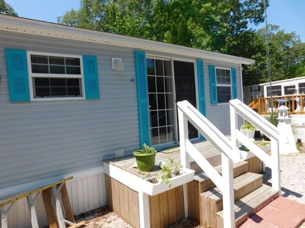 2 bed 1 bath Mobile / Manufactured at 206 Stagecoach Rd Cape May Court House, NJ, 08210 is for sale at 50k - 1 of 20