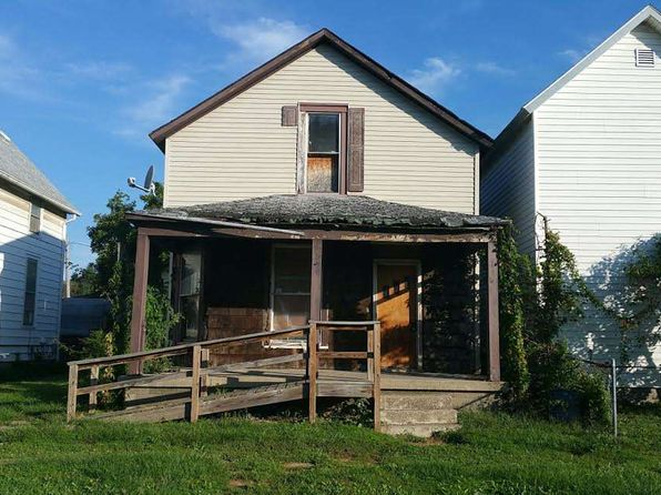 4 bed 1 bath Single Family at 222 E 8th St Peru, IN, 46970 is for sale at 10k - 1 of 5