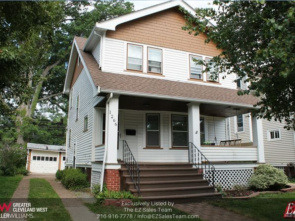 3 bed 2 bath Single Family at 1266 Gladys Ave Lakewood, OH, 44107 is for sale at 135k - 1 of 32
