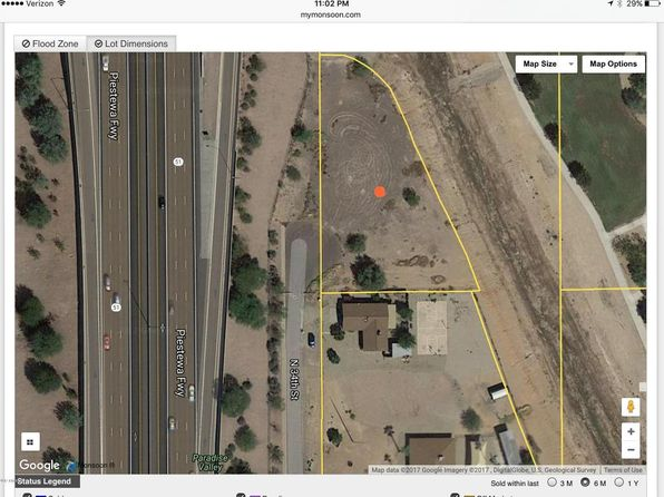 null bed null bath Vacant Land at 13225 N 34th St Phoenix, AZ, 85032 is for sale at 320k - 1 of 2