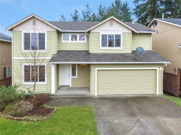 4 bed null bath Single Family at 18515 16th Spanaway, WA, 98387 is for sale at 305k - google static map