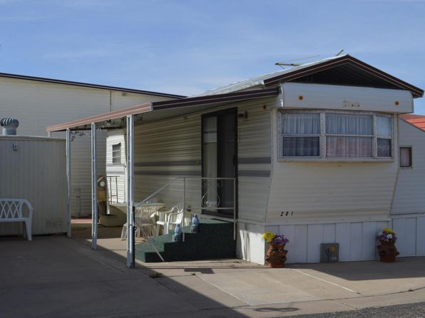 1 bed 1 bath Mobile / Manufactured at 201 E Cholla Ln Florence, AZ, 85132 is for sale at 20k - 1 of 4