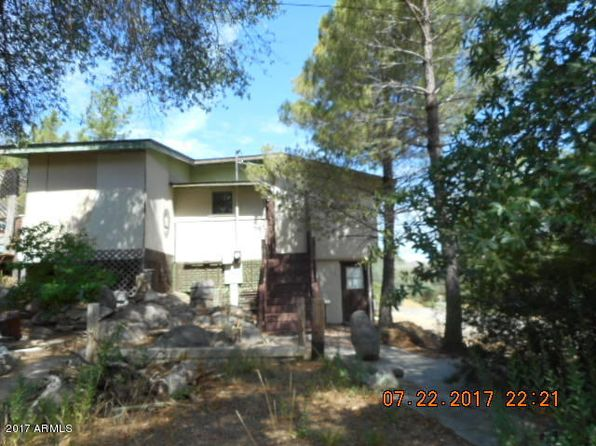 1 bed 1.5 bath Single Family at 16837 W West Way Yarnell, AZ, 85362 is for sale at 129k - 1 of 37