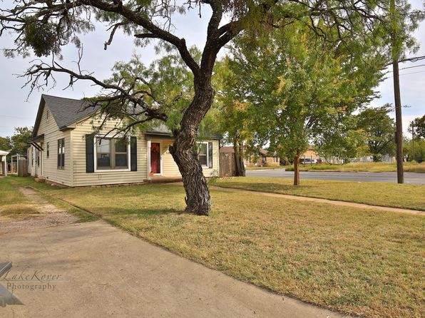 3 bed 2 bath Single Family at 1399 Amarillo St Abilene, TX, 79602 is for sale at 114k - 1 of 32