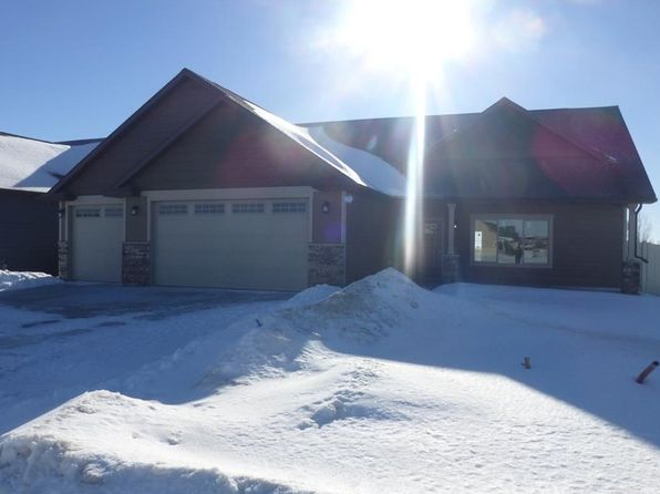3 bed 2 bath Single Family at 805 N Fork Trl Billings, MT, 59106 is for sale at 338k - google static map