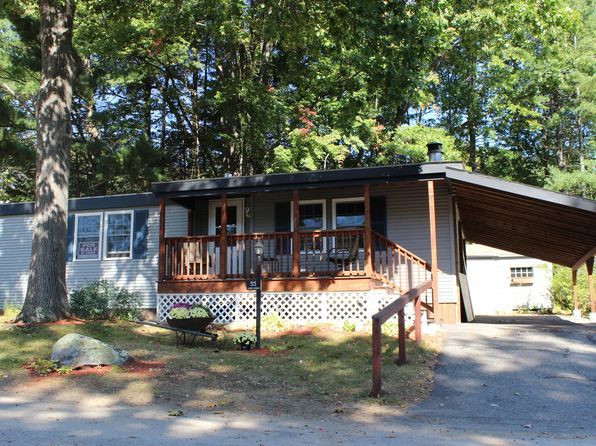 2 bed 2 bath Mobile / Manufactured at 55 Roger Rd Goffstown, NH, 03045 is for sale at 95k - 1 of 8