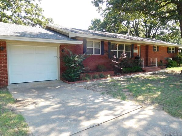 2 bed 2 bath Single Family at 1603 E Seminole Ave McAlester, OK, 74501 is for sale at 109k - 1 of 14