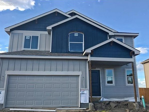 4 bed 3 bath Single Family at 13534 Park Gate Dr Peyton, CO, 80831 is for sale at 294k - google static map