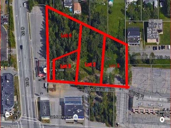 null bed null bath Vacant Land at 201 W 24th Pl Anchorage, AK, 99503 is for sale at 725k - google static map
