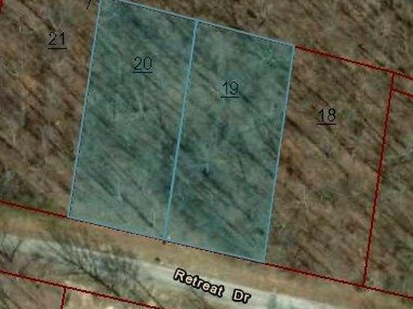 null bed null bath Vacant Land at  RETREAT DR CROSSVILLE, TN, 38572 is for sale at 6k - google static map