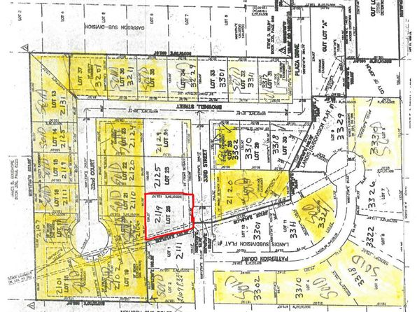 null bed null bath Vacant Land at 2119 E 33rd St Joplin, MO, 64804 is for sale at 20k - google static map