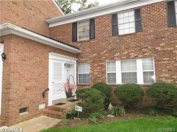 3 bed 2 bath Condo at 29 Millstone Rd Henrico, VA, 23228 is for sale at 95k - 1 of 6