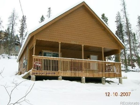2 bed 1 bath Single Family at 402 County Road 876 Tabernash, CO, 80478 is for sale at 315k - 1 of 5