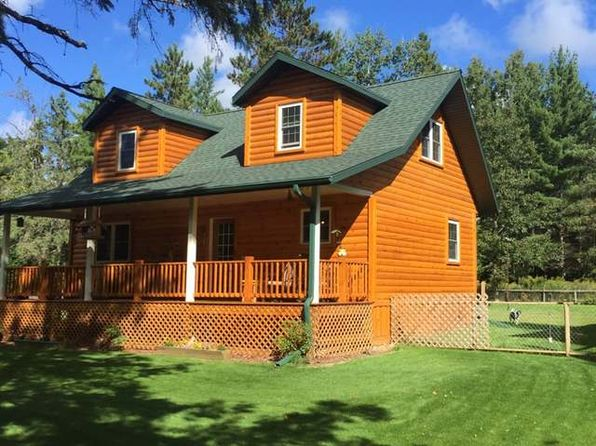 2 bed 2 bath Single Family at 4298 Cemetery Rd Cavour, WI, 54511 is for sale at 128k - 1 of 8