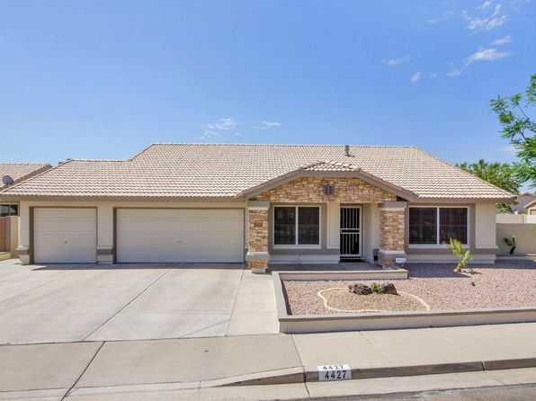 3 bed 2 bath Single Family at 4427 W Calle Lejos Glendale, AZ, 85310 is for sale at 350k - 1 of 33