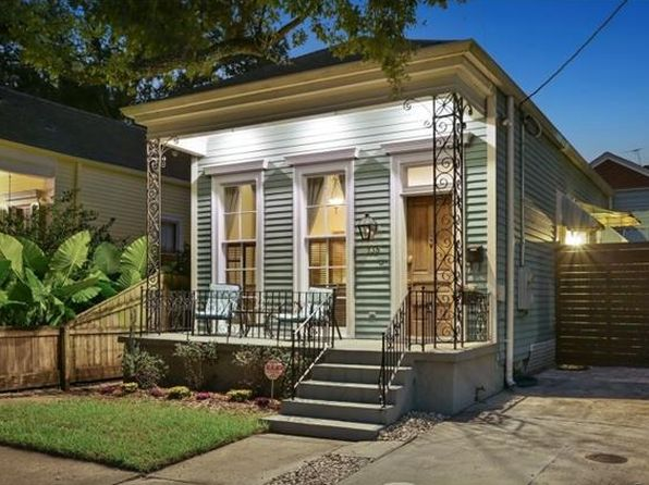 2 bed 2 bath Single Family at 135 S Genois St New Orleans, LA, 70119 is for sale at 337k - 1 of 21