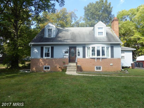 4 bed 3 bath Single Family at 9504 Washington Blvd Lanham, MD, 20706 is for sale at 275k - 1 of 20