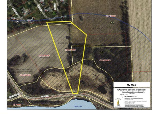 null bed null bath Vacant Land at LT 7l Knoll Rd Elkhorn, WI, 53121 is for sale at 70k - google static map