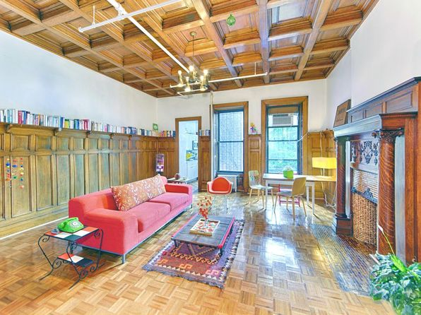 Garden Apartment Of A Brownstone Ny Real Estate New York Homes